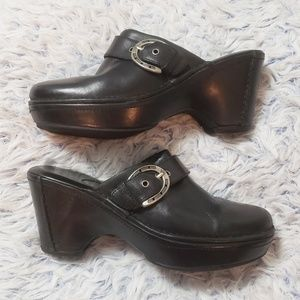 Ariat Black Clogs 9.5B